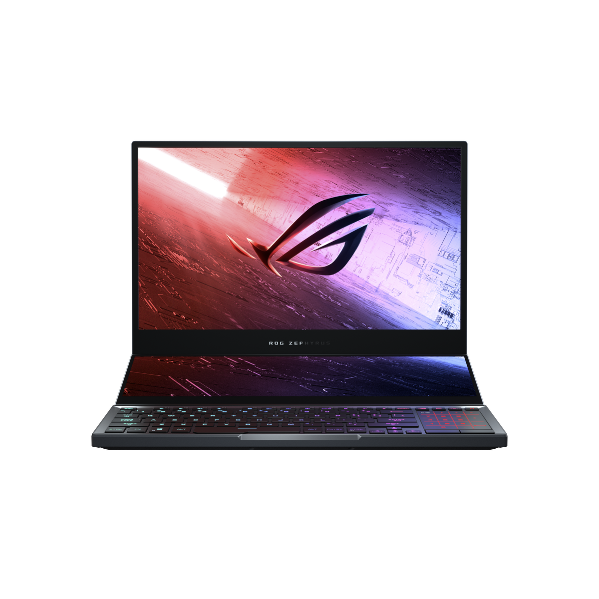Asus Rog Zephyrus Duo 15 Is A Gaming Laptop With Two Screens Wilson S Media