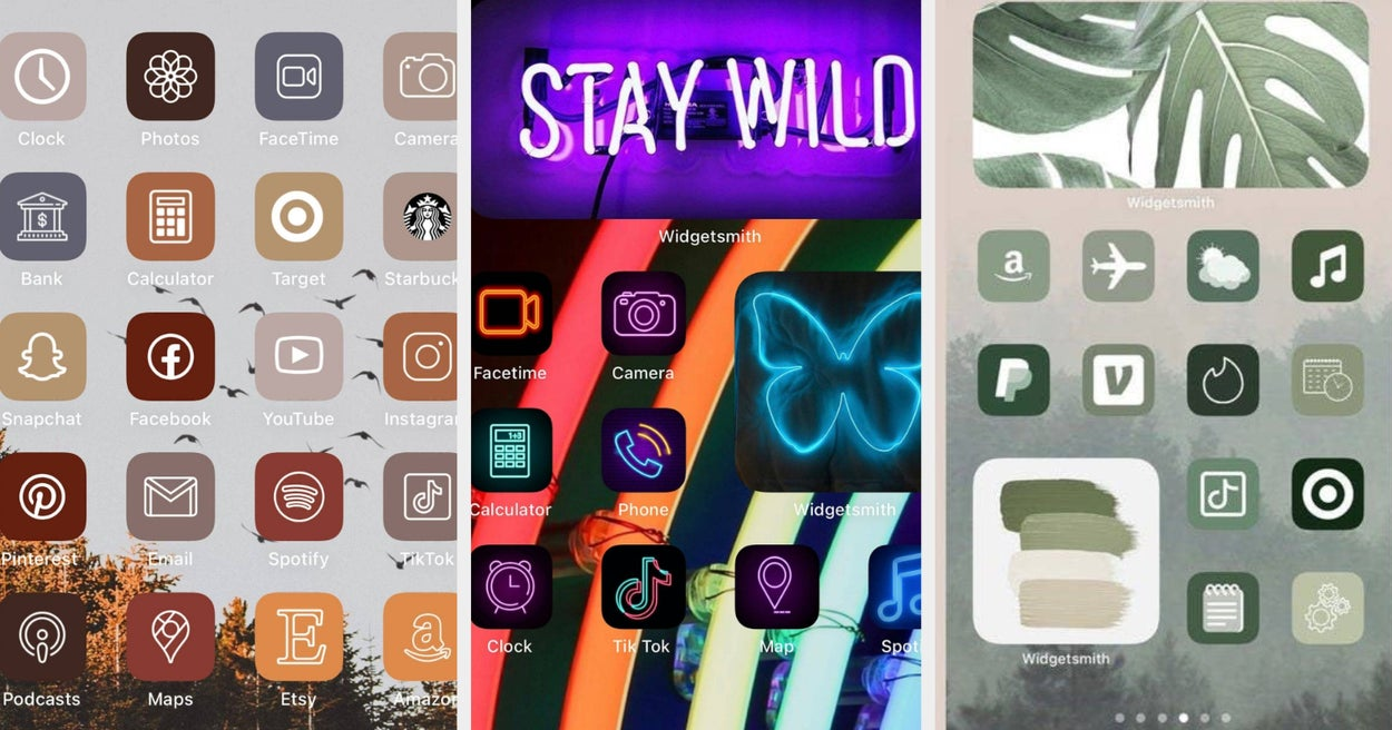 20 Satisfying And Aesthetically Pleasing App Icon Themes For Your Iphone Wilson S Media
