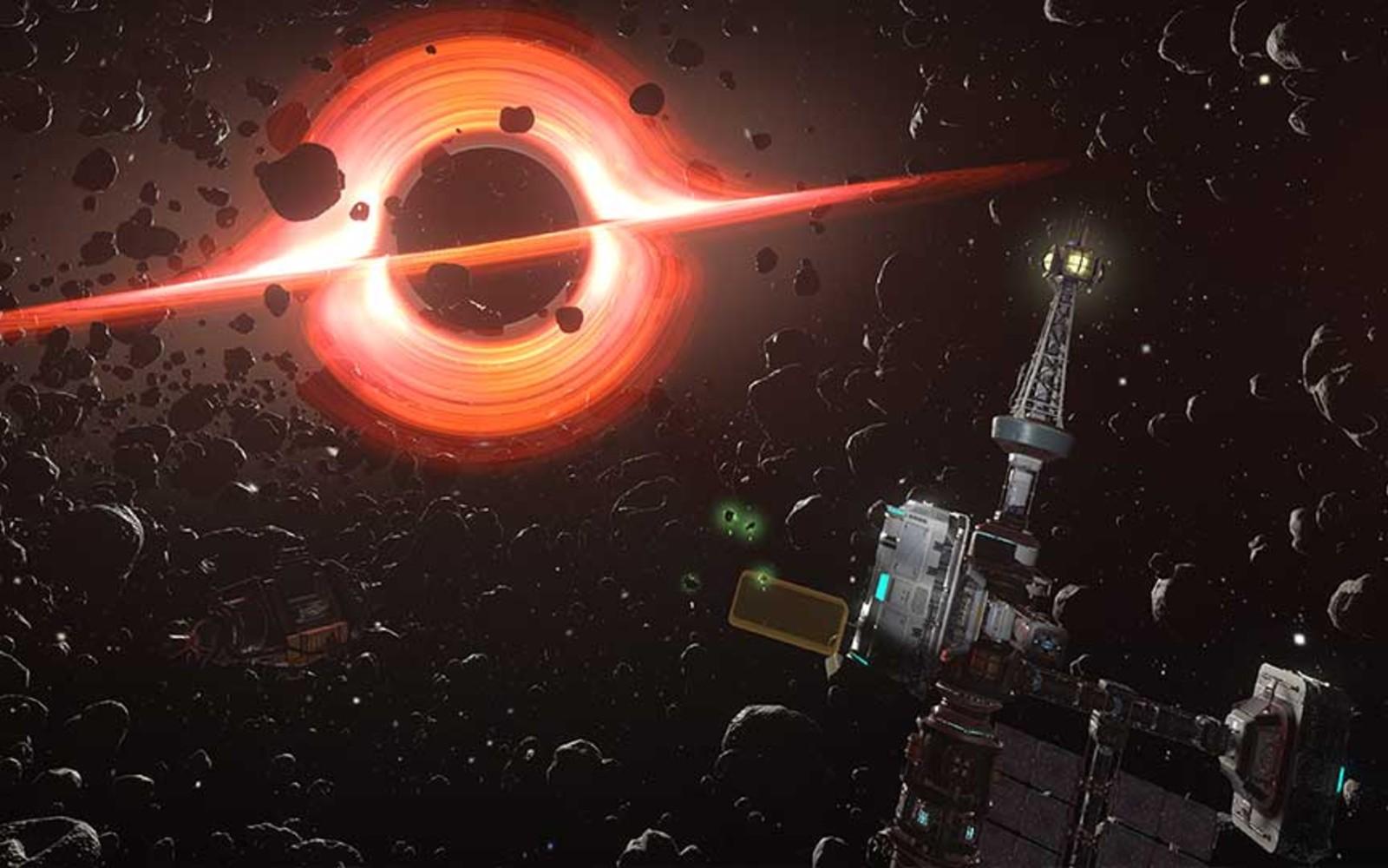 Agos A Game Of Space Is Ubisoft S Interstellar Vr Adventure Wilson S Media