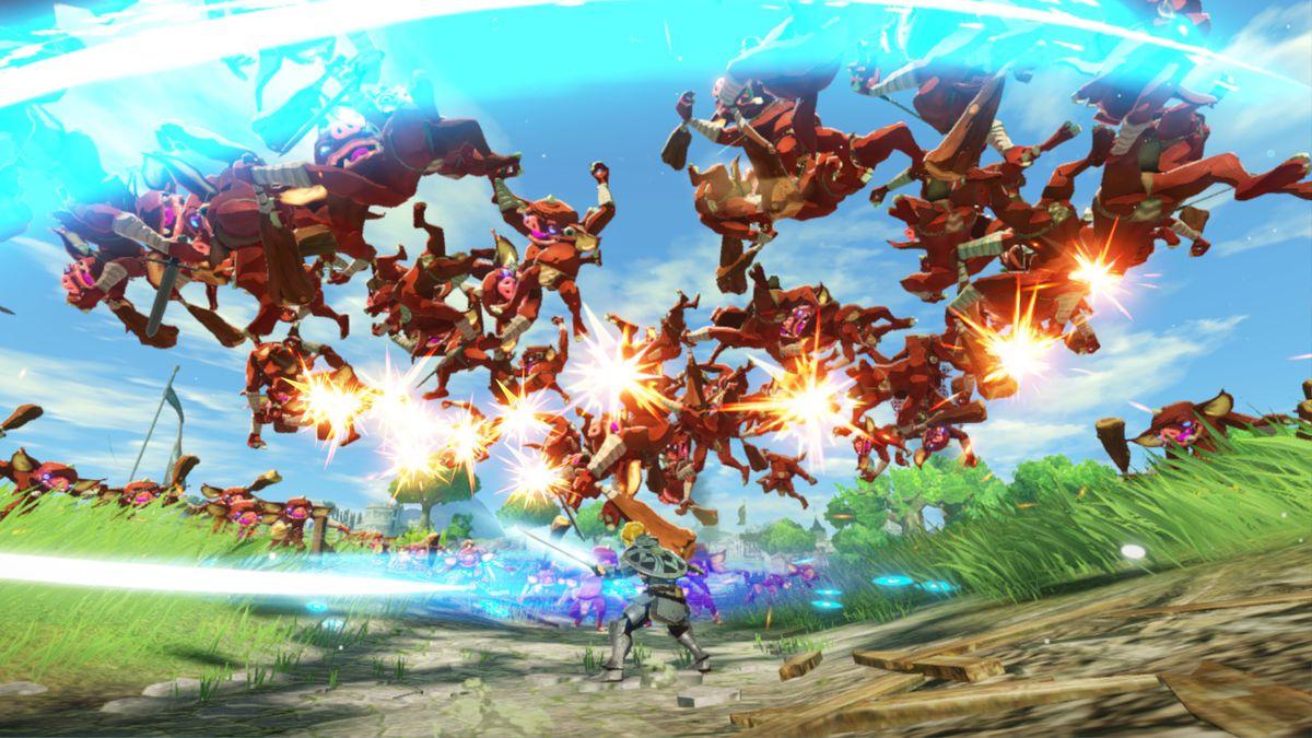 Hyrule Warriors Age Of Calamity Isn T Subtle But It S Still Zelda Wilson S Media