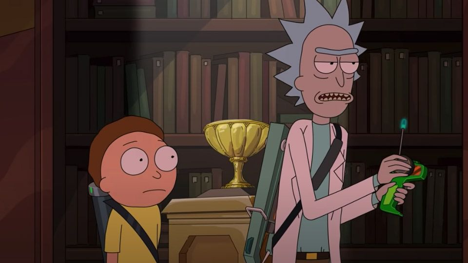 Rick And Morty Season 5 Episode 6 Recap Giving Thanks To Petty Feuds Rick And Morty In The Latest Episode Wilson S Media