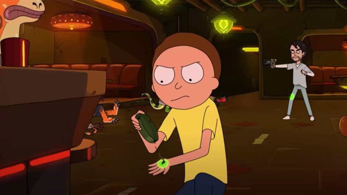 Rick And Morty Season 5 Finale Delivers What We Ve All Been Waiting For Morty In The Rick And Morty Season 5 Finale Wilson S Media